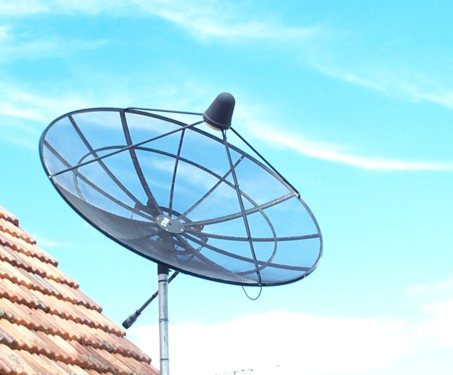C Band Satellite